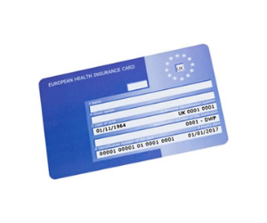 European Health Insurance Card Article