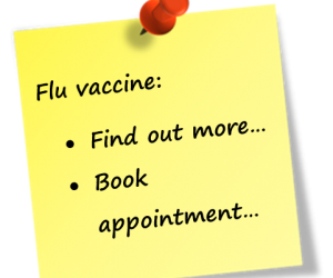 Flu vaccine Article