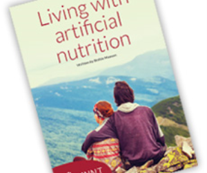 Living with Artificial Nutrition Booklet Article