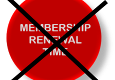 Membership Renewal Period Ended