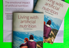 Living with artificial nutrition booklet