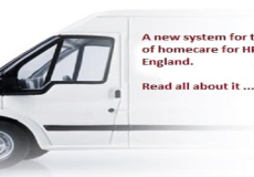 HPN homecare in England